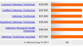 Where Do The Highest Paid Vet Techs Work?